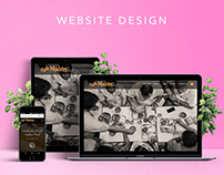 Website Design & Development - Cafe Madras