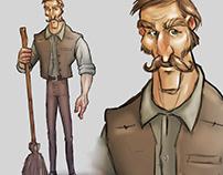 Desenho de Personagens