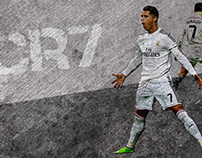 Cristiano Ronaldo - Wallpaper Design