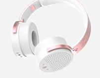 N2 Speaker Headphones