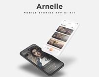 Arnelle UI Kit