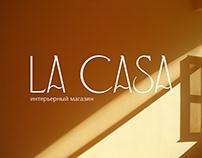 LA CASA BRANDING