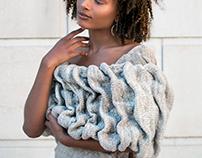 Machine-Knitted Dress Lookbook