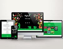 Website Design Myfresh