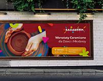 Badaboom – Key visual