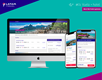 Vuelo + hotel | Travel packages for LATAM Airlines