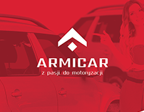 Armicar || Logo + Branding