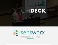Sensworx Pitch Deck
