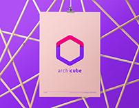 Branding - Archicube (2018)
