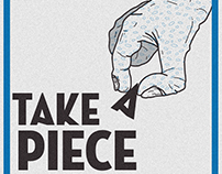 #TAKEAPIECE collection