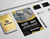 Branding Moxie (Surf / Bike Academy)