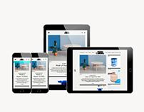 Sight Unseen Website Redesign