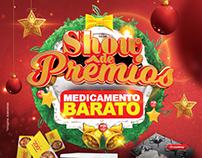 Show De Prêmios | Campanha de Natal