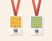 Tennis Tag Designs