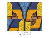 CITY WALLS - Wallpaper Study