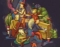 Street Music Day '16