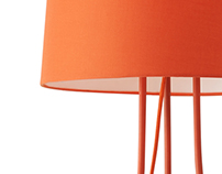 Huevos floor lamp for Colours