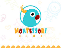 montessori kids nursery logo   KSA