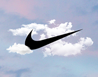 Nike x René Magritte __ Advertising Campaign Concept