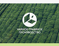 "логотип ""Чайное-травяное производство"""