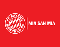 Mia San Mia // FC Bayern München