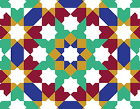 Islamic Decoration ( Arabesque )
