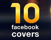 تصاميم جديدة لأغلفة فيسبوك