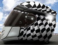 Ghibli Raceway (Arabian Helmet)