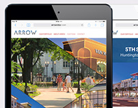 Arrow Retail Website