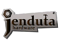 jenduta logo design