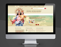 Website - Paróquia Maria Auxiliadora