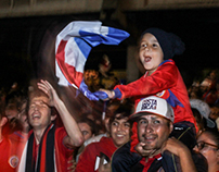 Clasificación Rusia 2018 - Costa Rica