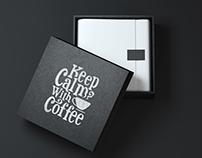Luxury Box PSD mockups Branding