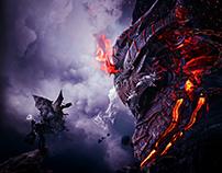 Taming dragons