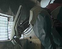 Barro Negro - Robot