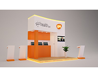 health GSK booth
