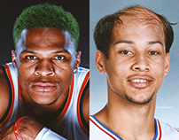 Fresh Faces ✂️ Old Cuts - NBA