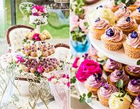 Confectionary SALA wedding cakes