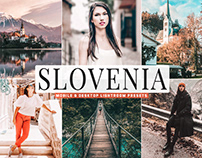 Free Slovenia Mobile & Desktop Lightroom Presets