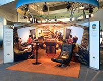 Boeing Centennial Exhibits