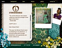 Stoned Cherrie Website