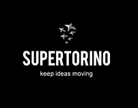 SUPERTORINO brand identity