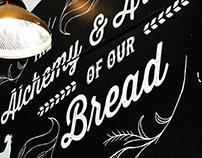 A Bread Affair Bakery Retail Design