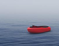 Balena - electric foldable dinghy