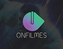 OnFilmes - Logo ReDesign