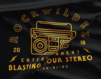 Rockwilderz ENT - Visual Identity