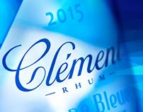 Rhum Clément, Canne bleue Millésime 2015