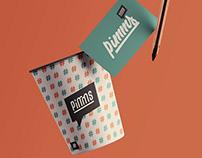 PIMMS - Branding