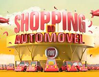 Campanha Varejo e Promocional Shopping do Automóvel