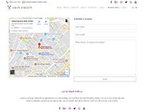 Reservation Form - Salon WordPress Theme